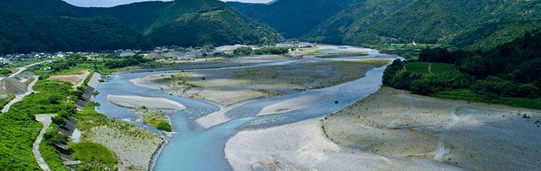 大井川とは
