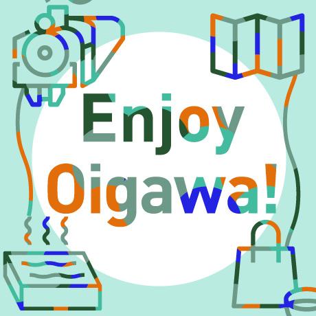 Enjoy Oigawa!